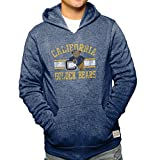 Cal Golden Bears Adult Vintage Logo Hooded Sweatshirt - Navy
