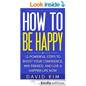 book image - how to be happy