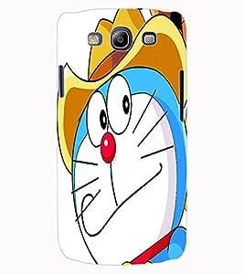 ColourCraft Cartoons Design Back Case Cover for SAMSUNG GALAXY S3 I9300