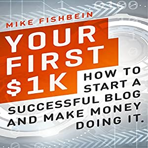 Your First $1K Audiobook