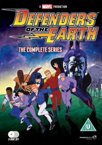 Defenders of the Earth - The Complete Series [DVD] [Edizione: Regno Unito]