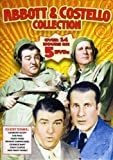 Cover art for  Abbott and Costello Collection