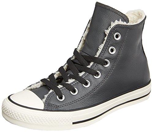 Converse - Ct Shearling Hi, Sneakers da donna, nero (noir), 37