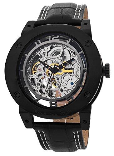 Hugo von Eyck orologio automatico da uomo Aries, HE207-602