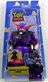 5158z24DMkL. SL160  Disney Pixar Toy Story Chase N Attack Zurg Action Figure