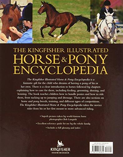 The Kingfisher Illustrated Horse & Pony Encyclopedia