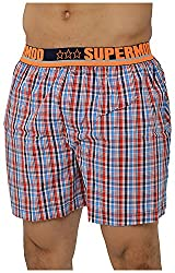 Supermod Men's Cotton Boxer (SM03-BS-Multi-Coloured-XL, Multi-Coloured, X-Large)