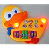 DUCK ELECTRONIC ORGAN PIANO KEYBOARD INSTRUMENT FOR KIDS INFANT TODDLER GIFT TOY