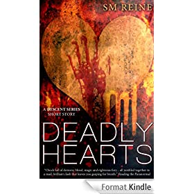 Deadly Hearts (The Descent Series Book 8) (English Edition)