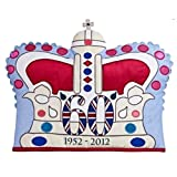 Ulster Weavers Queen's Diamond Jubilee Contemporary Shaped Tea Cosyby Ulster Weavers