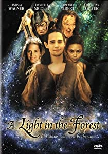 Light In Forest Vhs by Allumination