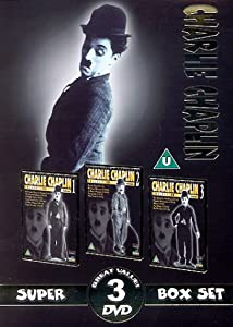 Charlie Chaplin Collection - 1-3 [UK Import]