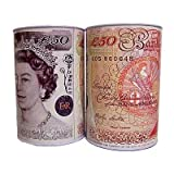 (I cant get in) Tin Money Box - One Suppliedby Money Box