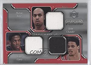 Eddy Curry Marcus Fizer Tyson Chandler Chicago Bulls (Basketball Card) 2002-03 Upper... by Upper+Deck+Ovation