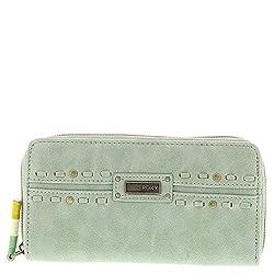 Roxy Women's Sunchild Wallet Agate Green - Solid (Gjy0) One Size