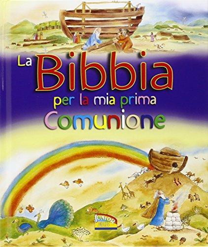 La Bibbia per la mia Prima Comunione PDF