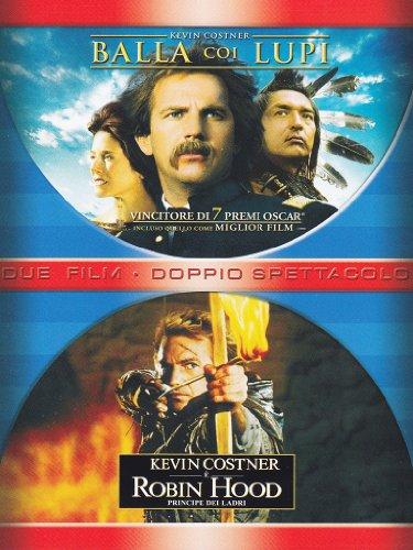 Balla coi lupi + Robin Hood - Principe dei ladri [2 DVDs] [IT Import]