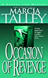 Occasion Of Revenge (0440235200) by Marcia Talley