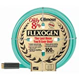 Gilmour 10-58100 8-ply Flexogen Hose 5/8-Inch-by-100-Foot, Green