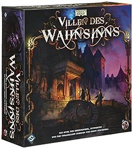 Heidelberger Spieleverlag HE349 - Villen des Wahnsinns