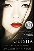 Memoirs of a Geisha by Arthur Golden cover image