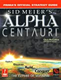 img - for Sid Meier's Alpha Centauri: Prima's Official Strategy Guide book / textbook / text book