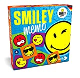 Noris Spiele 606011503 - Smiley Memo, Lege Juegos, multicolor
