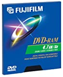 Fujifilm 4.7 GB DVD-RAM (1-Pack)