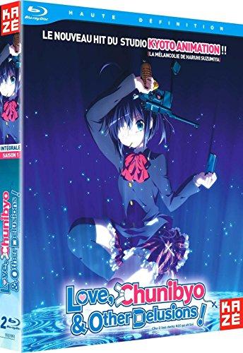 中二病でも恋がしたい! 第1期 コンプリート Blue-ray (全13話, 348分)(海外inport版)