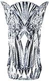 Arc International Cristal d'Arques Vincennes Diamax Vase, 11-3/4-Inch