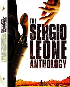 NEW Sergio Leone Anthology (DVD)