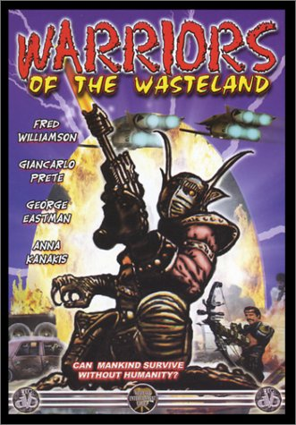 Warriors Of The Wasteland front-333018