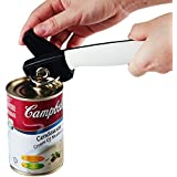 Bru Joy Smooth Edge Safe Side Cut Safety Manual Can Opener - Blade Does Not Touch Food