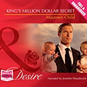 King's Million Dollar Secret | Maureen Child