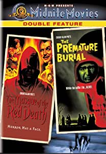 Masque of Red Death & Premature Burial [DVD] [1962] [Region 1] [US Import] [NTSC]