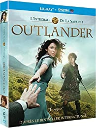 Outlander - Saison 1 - Blu-Ray+ Copie Digitale