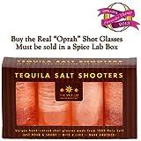 Spice Lab Himalayan Salt Shot Glasses, Set of 4