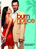Burn Notice: Season 1 (4pc) (Ws Sub Ac3 Dol Sen) [DVD] [Import]