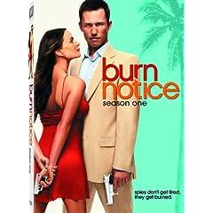 Burn Notice Boxed Set Season One