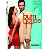 Burn Notice: Season 1 ~ Jeffrey Donovan