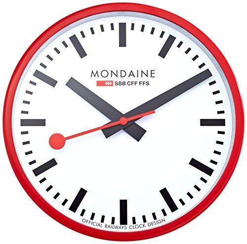 Mondaine Wand-Uhr Quarz Analog