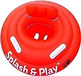 Bestway 32103 baby swim float - baby swim floats (Swim seat, Rojo, Monótono, Vinilo, Full color box)