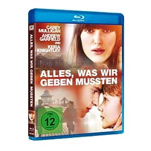 Alles was wir geben mussten [Blu-ray] [Import allemand]