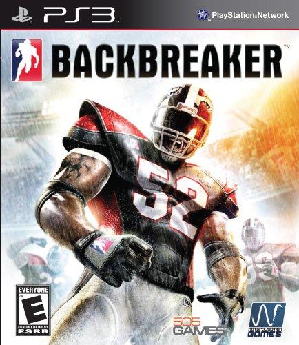 Games Backbreaker  Playstation 3