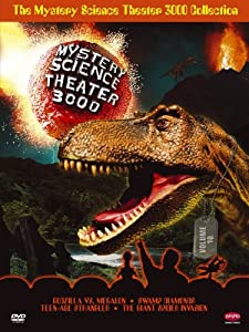 The Mystery Science Theater 3000 Collection, Vol. 10 (Godzilla vs. Megalon / Swamp Diamonds / Teen-Age Strangler / The Giant Spider Invasion)