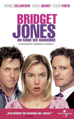 Bridget Jones - Am Rande des Wahnsinns [VHS]