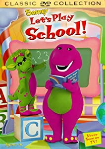 Barney - Lets Play School from Lionsgate / HIT Entertainment