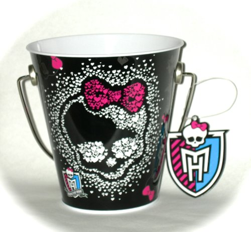 Monster High Fangtastic Mini Tin Pail
