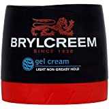 Brylcreem Gel Cream Light Non-Greasy Hold (150ml) - Pack of 2