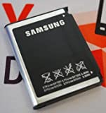 Genuine Samsung AB653850CU Li-Ion (1500 mAh) for Samsung GT-i7500 Galaxy / GT-i8000 Omnia II / GT-i9023 Google Nexus S / Player Addict / SGH-i900 Omnia - Incl.